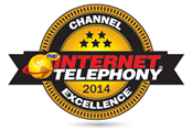 TMC Internet Telephony - Channel Program Excellence Award